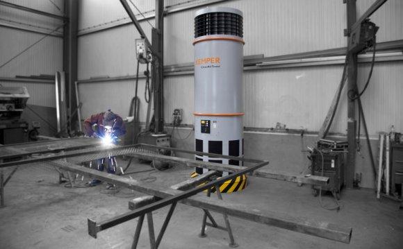 A welding ventilation overview