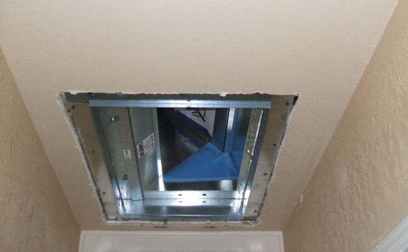 Air conditioner return air