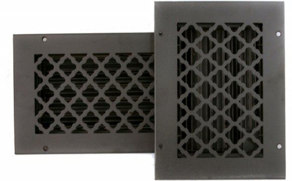 Wall Registers And Grilles