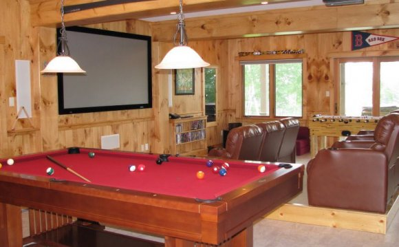 Amazing Game Room Home
