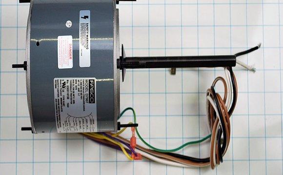 D7907 Fasco 1075 RPM AC Air