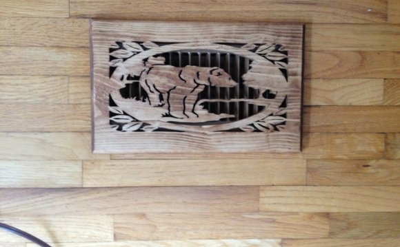 Image of: Decorative Vent