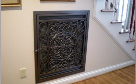 Image of: decorative air vent