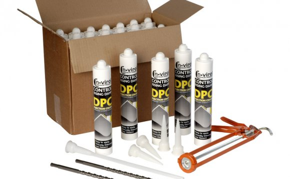DPC Damp Proofing Injection