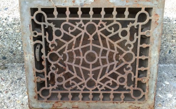 Vintage Heat Wall Floor Vent