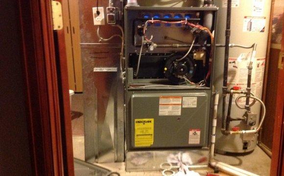 Efficiency furnace header