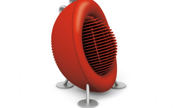 Heating and Cooling Fan
