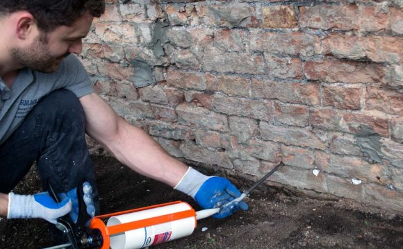 How To Get Rid of Damp – The