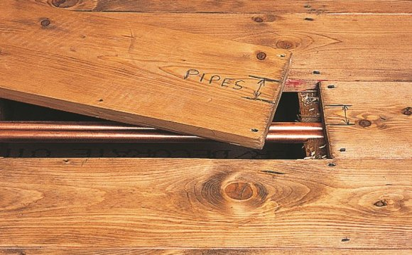 How to repair your floorboards