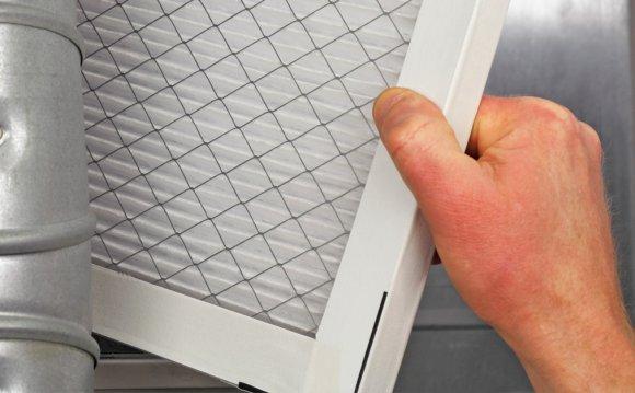 Hvac air filter replacement