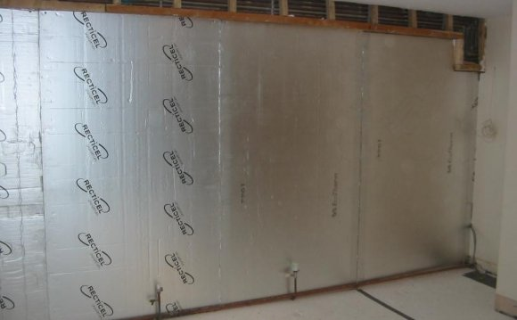PUR rigid insulation
