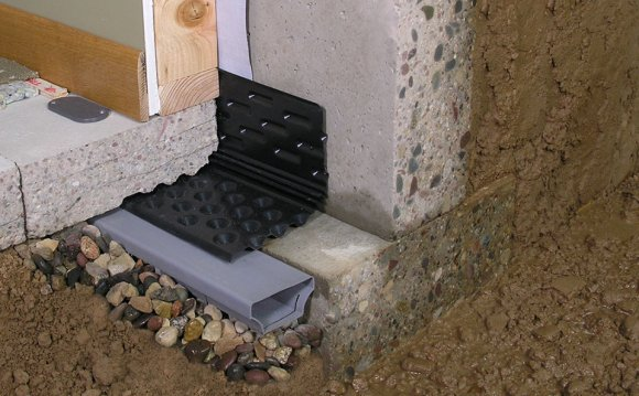 Interior Wet Basement