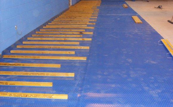 Platon Stop Flooring Membrane