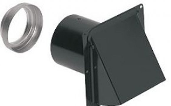 Wall Cap for Exhaust Fans