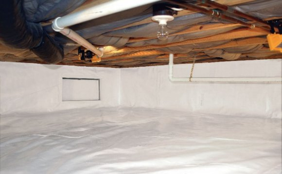 Should crawl spaces be ventilated