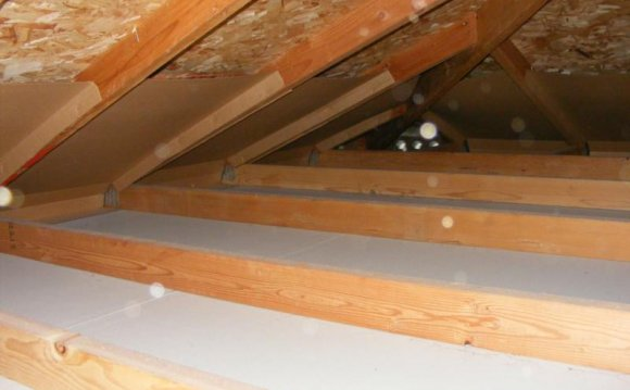 Attic insulation Baffles