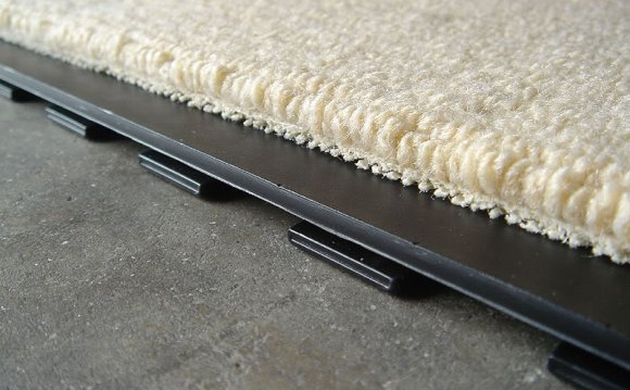 Basement Floor Arid Preservation