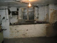 Be careful of building regulations when designing a new room from an existing basement
