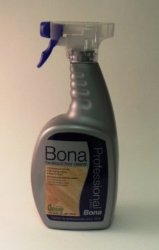 bona professional spray cleaner