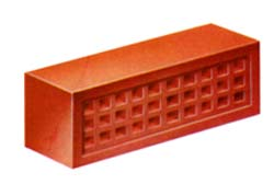 Clay air brick