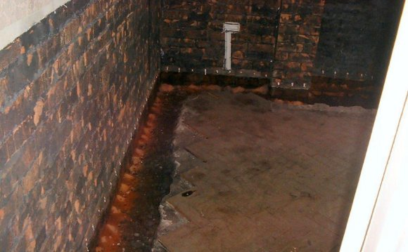 Damp proof course injection