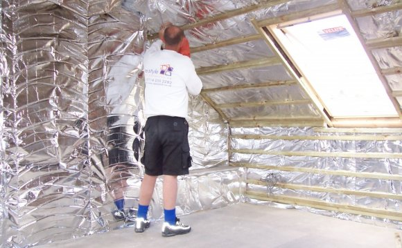 Loft conversion insulation requirements