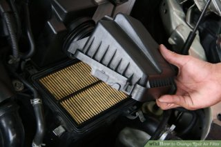 Image titled Change Your Air Filter Step 5