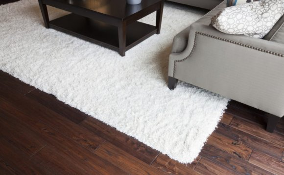 Hardwood Floors, area rugs