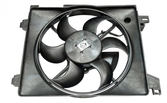 What is a condenser Fan?