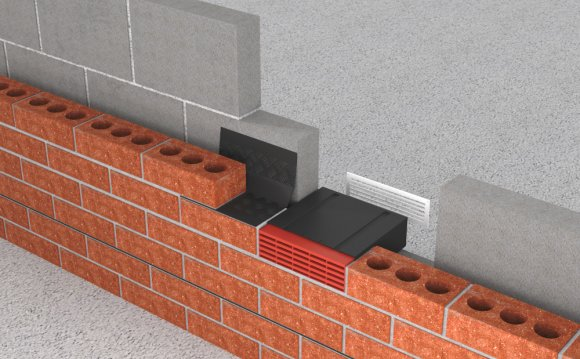 Cavity wall Ventilation