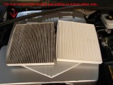 Air filter direction