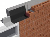 Cavity wall DPC