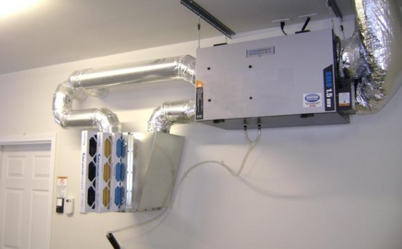 HRV home ventilation Systems