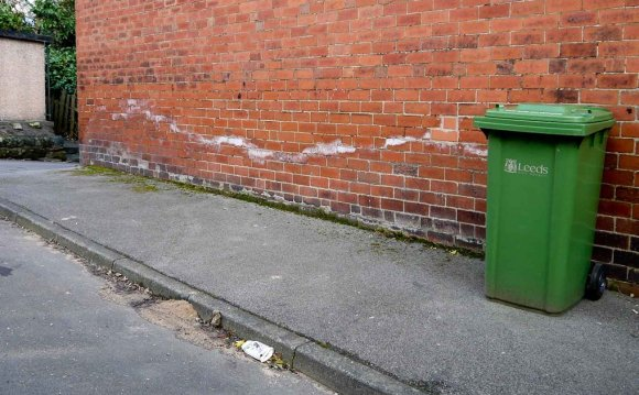 What is rising damp in a house?